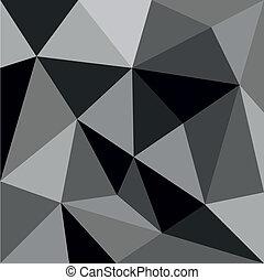 wektor, trójkąt, tło