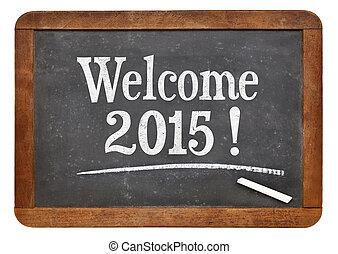 Welcome 2015 on blackboard