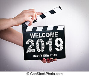 Welcome 2019 Happy New Year
