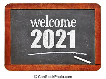 Welcome 2021 on blackboard
