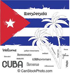 Welcome Cuba