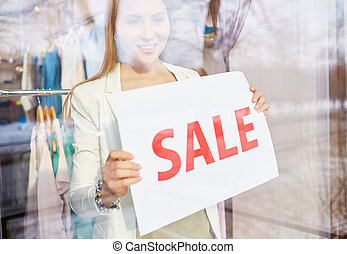 Welcome for sale