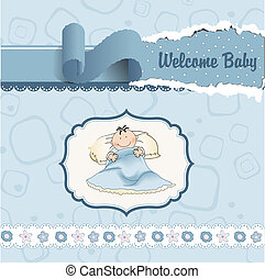 welcome new baby boy