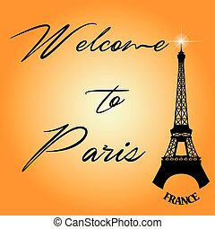 Welcome Paris