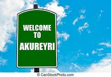Welcome to AKUREYRI