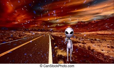 Welcome to Area 51. High quality FullHD footage