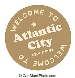 Welcome to Atlantic City New Jersey