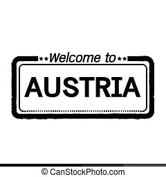 Welcome to AUSTRIA illustration design