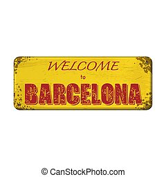 Welcome to Barcelona board