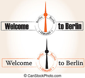 Welcome to Berlin