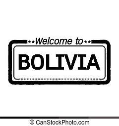 Welcome to BOLIVIA illustration design