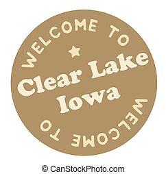 Welcome to Clear Lake Iowa