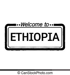 Welcome to ETHIOPIA illustration design