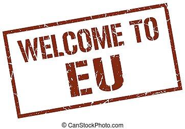 welcome to eu stamp