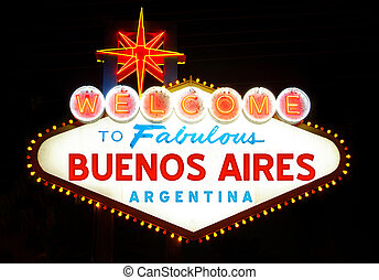 Welcome to Fabulous Buenos Aires