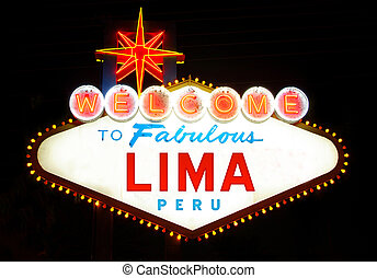 Welcome to Fabulous Lima