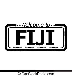 Welcome to FIJI illustration design
