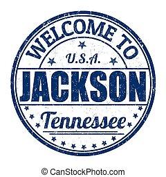 Welcome to Jackson stamp