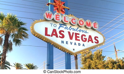 Welcome to Las Vegas sign - Welcome to Fabulous Las Vegas...