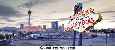 Welcome to Las Vegas Sign - Welcome to Fabulous Las Vegas ...