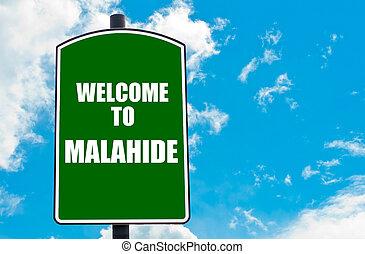 Welcome to MALAHIDE