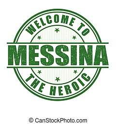 Welcome to Messina stamp