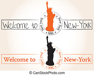 Welcome to New-York