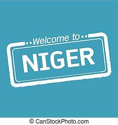 Welcome to NIGER illustration design