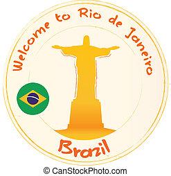 Welcome to Rio Janeiro