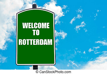 Welcome to ROTTERDAM