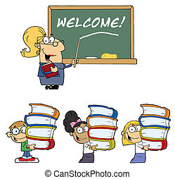 Welcome To School Collection