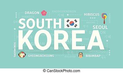 Welcome to South Korea.