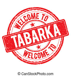 Welcome to TABARKA Stamp. - TABARKA. Welcome to stamp sign ...