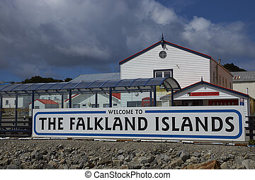 Welcome to the the Falkland Islands