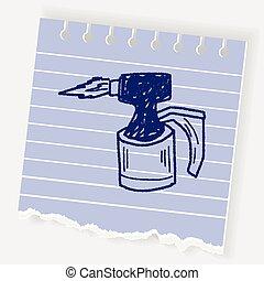 welding doodle