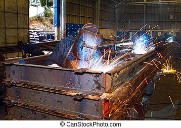 Welding, Soldering, and Brazing Workers