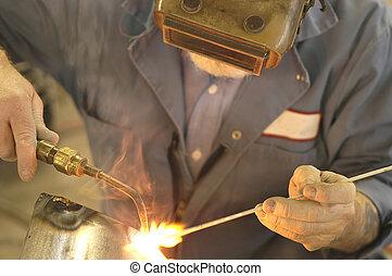 welding3, demande