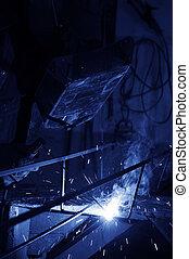weldweld - weld machine worker hard industry businessweld...