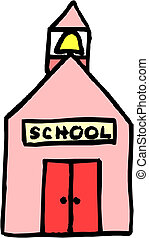 welkom, om te, school