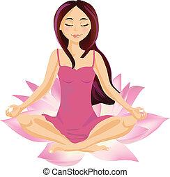 wellbeing, femmina