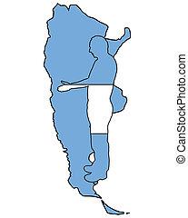 wellcome, アルゼンチン
