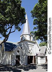 Wellington Old St Pauls Church