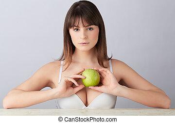 wellness - body perfect woman