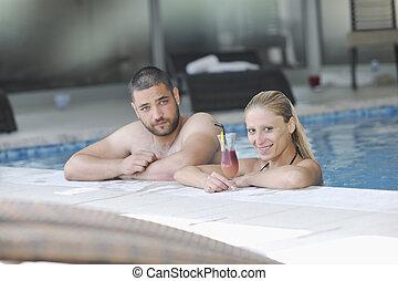 wellness couple