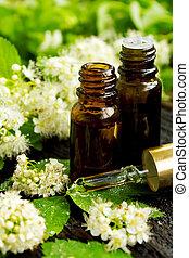 Wellness flower essence - wellness essential oil...