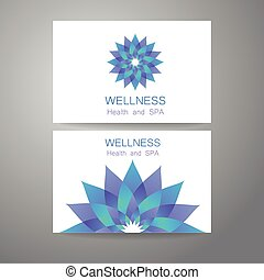 wellness, logotipo