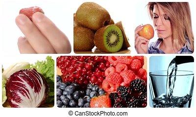 wellness, nourritures