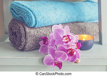 Wellness or spa concept