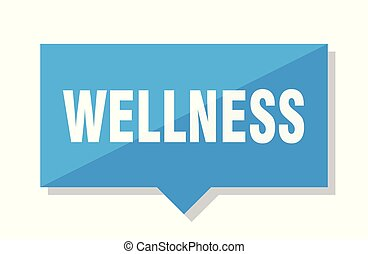 wellness price tag