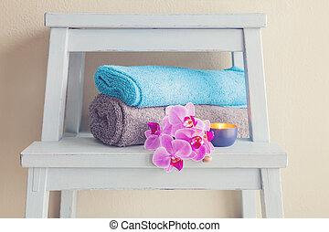 Wellness spa items